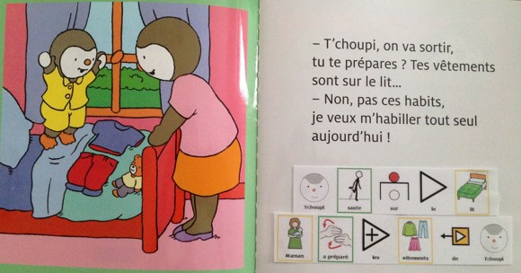 Berühmt Tutoriel] Générer des phrases en pictos avec Araword | Ortho & Co. VZ92